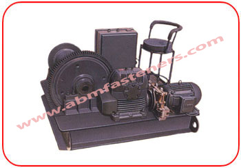 Power operated Winch / electrical operated winch machine - Diesel Engine Winch - Electrical Winch Machine
