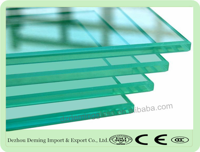 5 mm Float Glass Price Transparent Clear Glass