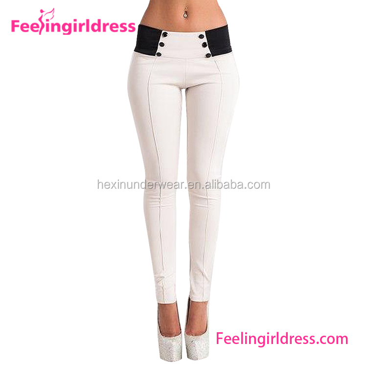Curvy Fit Denim Latest Design Jeans Pants For Girl