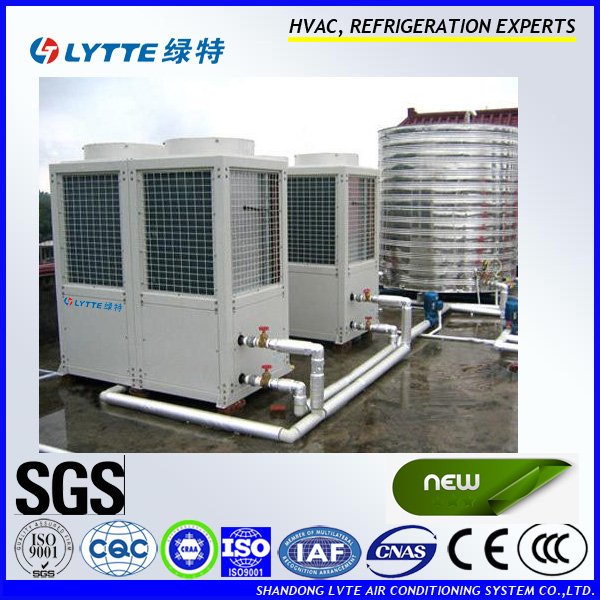 Lvte brand air source scoll compressor Heat Pump