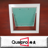 Powder coating Finished Aluminum Ceiling Access Panel with Gypsum Board AP7720