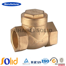Brass Swing Water Meter Non Return Check Valve
