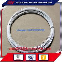Alibaba China electro galvanized wire 9 gauge galvanized wire