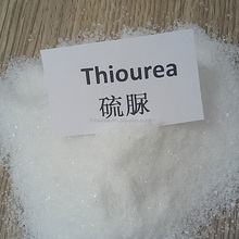 Good production line high output Cas no:62-56-6 thiourea used for pharmaceutical industry