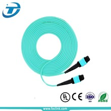 Chinese Supplier Armoured Outdoor Single Core G652D Fiber Optic Patch cable Cord, 24 Core MPO Patch Cord Jumper
