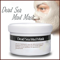 Top Brand Facial Care Moisturizing&Smoothing Best Mud Mask with Abundant Minerals