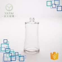 4252# 80ml wholesale clear design factory simple design perfume bottle for sale