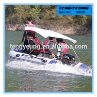10ft 300cm 5 people large fishing boat