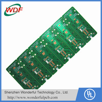 New upgrade competitive price CEM-1 printed circuit pcb assembly