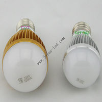 good quality high brightness3w high hat led bulb