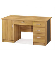 Cheap Price Wood Staff Office Computer Table Design