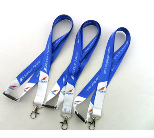 neck strap id card holder badge police lanyard with silk screen printing  logo 1409a7728