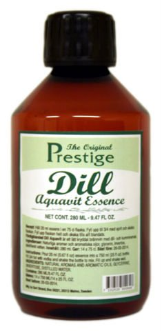 Dill Aquavit Flavoring Essence 280 ml