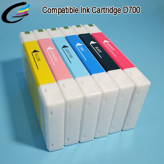SL-D3000 Pigment Compatible Ink Cartridge for Epson SureLab D3000 Printer