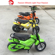 Newest design small kids pocket bike electric starter