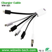 10 in 1 universal usb multi charger cable