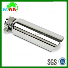 OEM service custom good quality stainless steel Exhaust Tip
