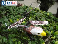 3.5ch electric rc helicopter hawk with gyro,eye with LED light