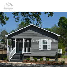 Eco friendly triple wide modern contemporary style pre manufactured modular homes