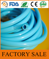 Cixi Jinguan BPA Free Colorful PVC Hollow Tube,Chemical Resistant PVC Plastic Vinyl Tubing,Plastic Tube For Electrical Wire