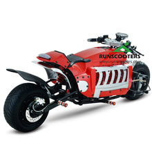 RUNSCOOTERS electric mountain bike Dodge Tomahawk outdoor heavy duty motorcycle