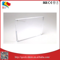 PMMA acrylic picture frame supplier in display racks