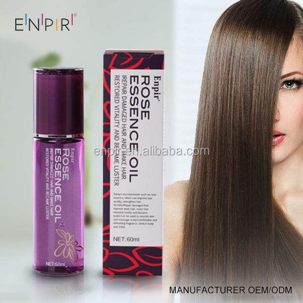 Professional Salon use Rose Essential hair oil