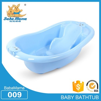 blooming baby bathtub