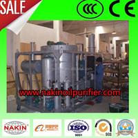 Waste Engine oil regeneration system