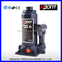 8T ten years Hydraulic Lift Jack Bottle Jack