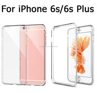 Clear TPU Case Cover Crystal Soft Protect Skin For Apple iPhone 6 6S Plus