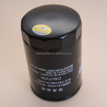 High performance in lubrication system oil filter 15601-78010 26300-42000