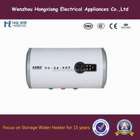 Night Electrical Wall Mounted American Water Heater CE ISO Certificate