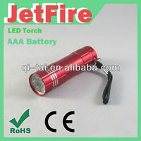 10years factory led explosion-proof flashlight