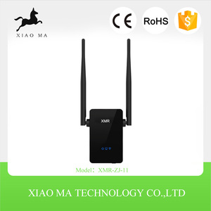 300mbps Wireless Repeater WIFI Range Extender With WPS XMR-ZJ-11