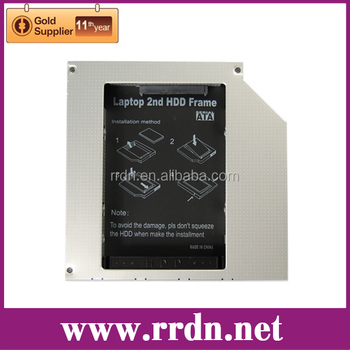 laptop Optical bay HDD caddy SSD enclosure