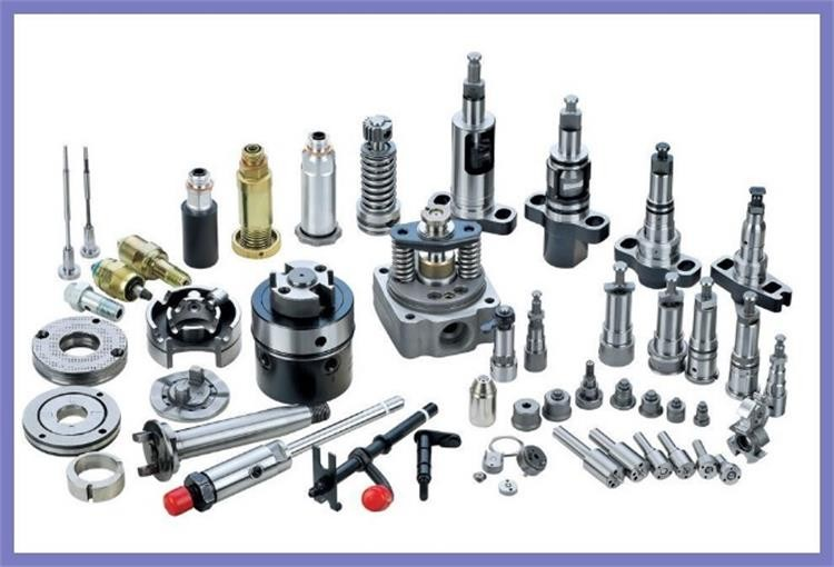 Injector Spare Parts Common Rail Diesel Fuel Injector