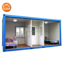 transportable flat pack container house competitive price