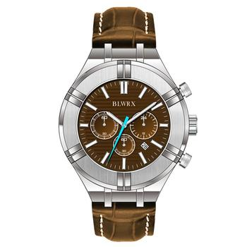 Fashion Design Customized Logo Luminous Chronograph Wristwatch Chronograph Luxury Men Watch
