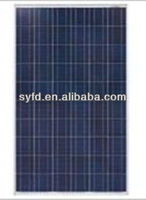 250W Poly Solar Panel for solar system CE approved
