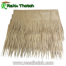 artificial coco palm tree leaf thatch roof