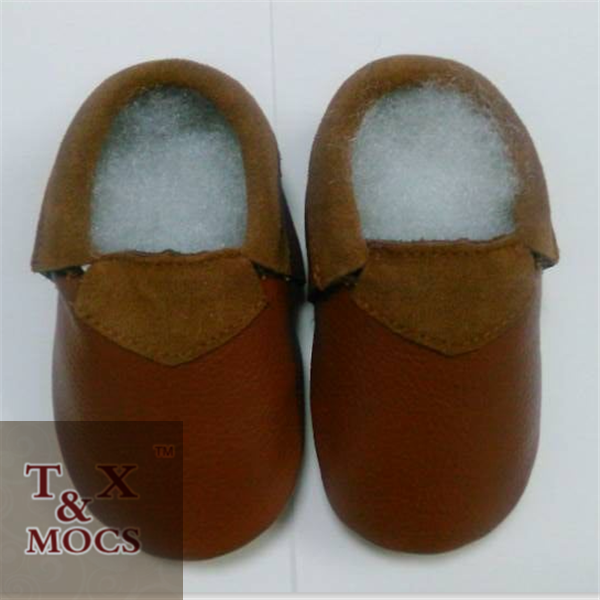 christmas soft leather shoes with black slide sandals
