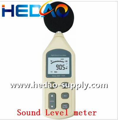 Digital Measuring instruments Portable Sound Level meter