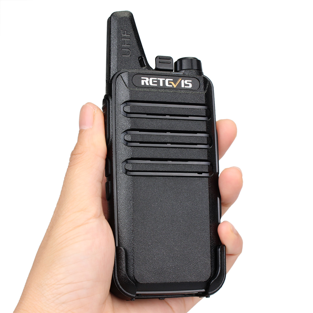10xRetevis RT22 Walkie Talkie 2W UHF CTCSS/&DCS 16CH VOX TOT Scan 2-Way Radio US