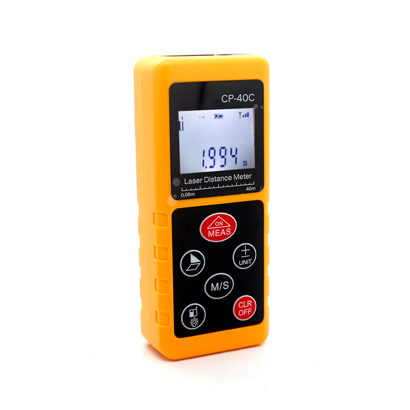 40m digital laser distance meter mini professional Intelligent laser range finder