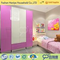 Bedroom furniture sets mdf bedroom furniture baby cabinet design from china