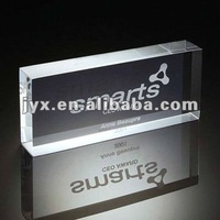 High Transparent Acrylic Display Blocks Crafts