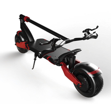 ASAP2000 65km/h 2000w Dual Motor Electric Scooter