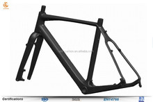 Chinese carbon bicycle cyclo-cross frame 700*38c