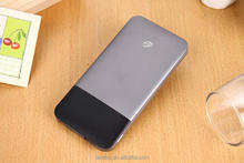 external hard drive wifi wireless with 5000mah power bank
